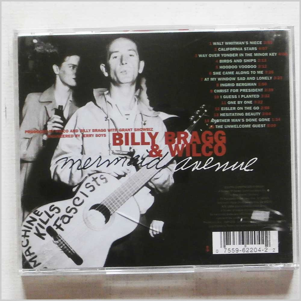Billy Bragg and Wilco - Mermaid Avenue (75596220422)