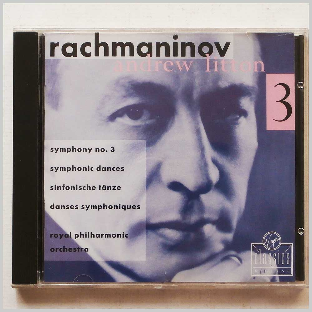 Andrew Litton - Rachmaninov: Symphony no. 3, Symphonic Dances (75679083227)