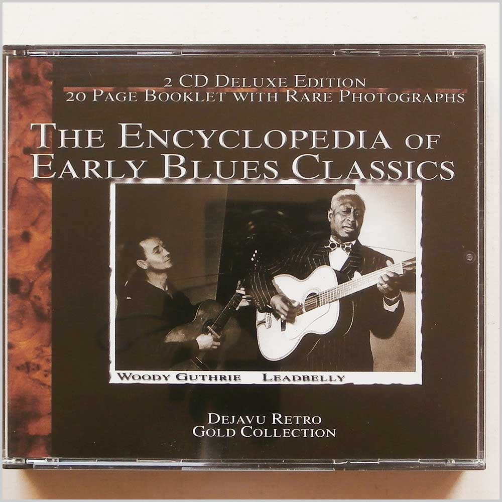 Various - The Encyclopedia Early Blues Classics (76119403322)