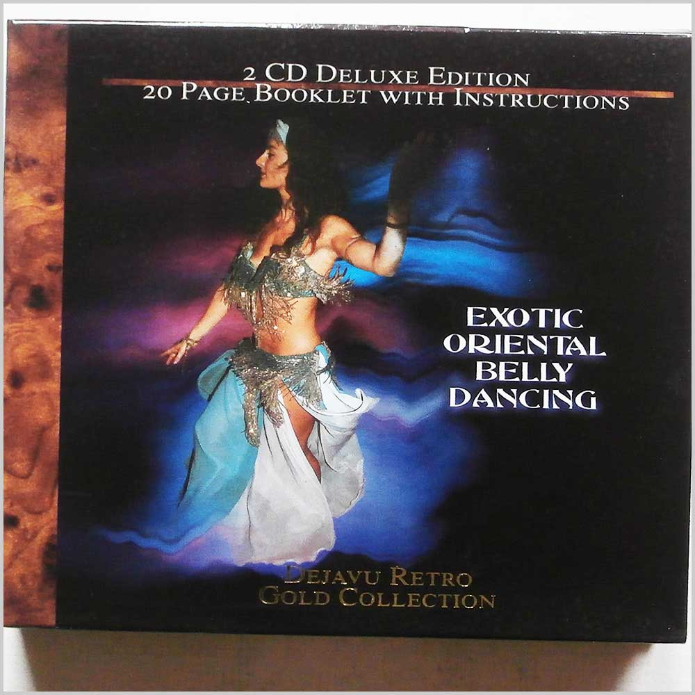 Various - Exotic Oriental Belly Dancing (76119421425)