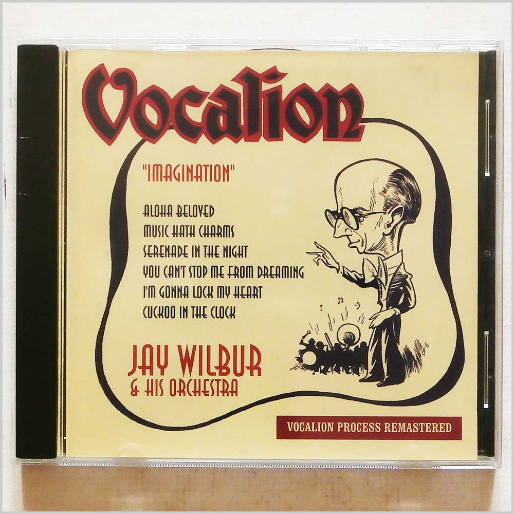 Jay Wilbur and his Orchestra - Vocalion: Imagination (765387612122)
