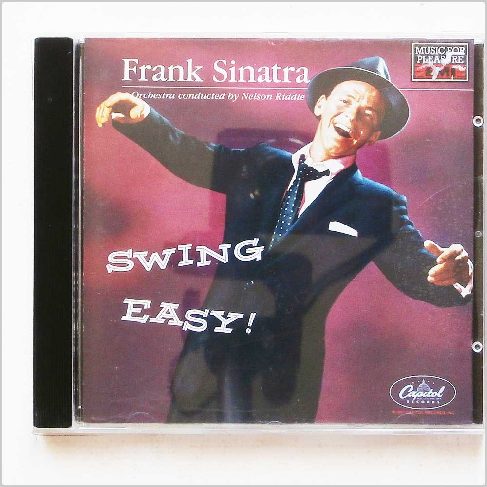 Frank Sinatra Songs For Swingin Lovers Records Lps