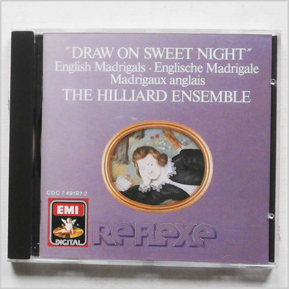 The Hilliard Ensemble - Draw on Sweet Night: English Madrigals (77774919722)