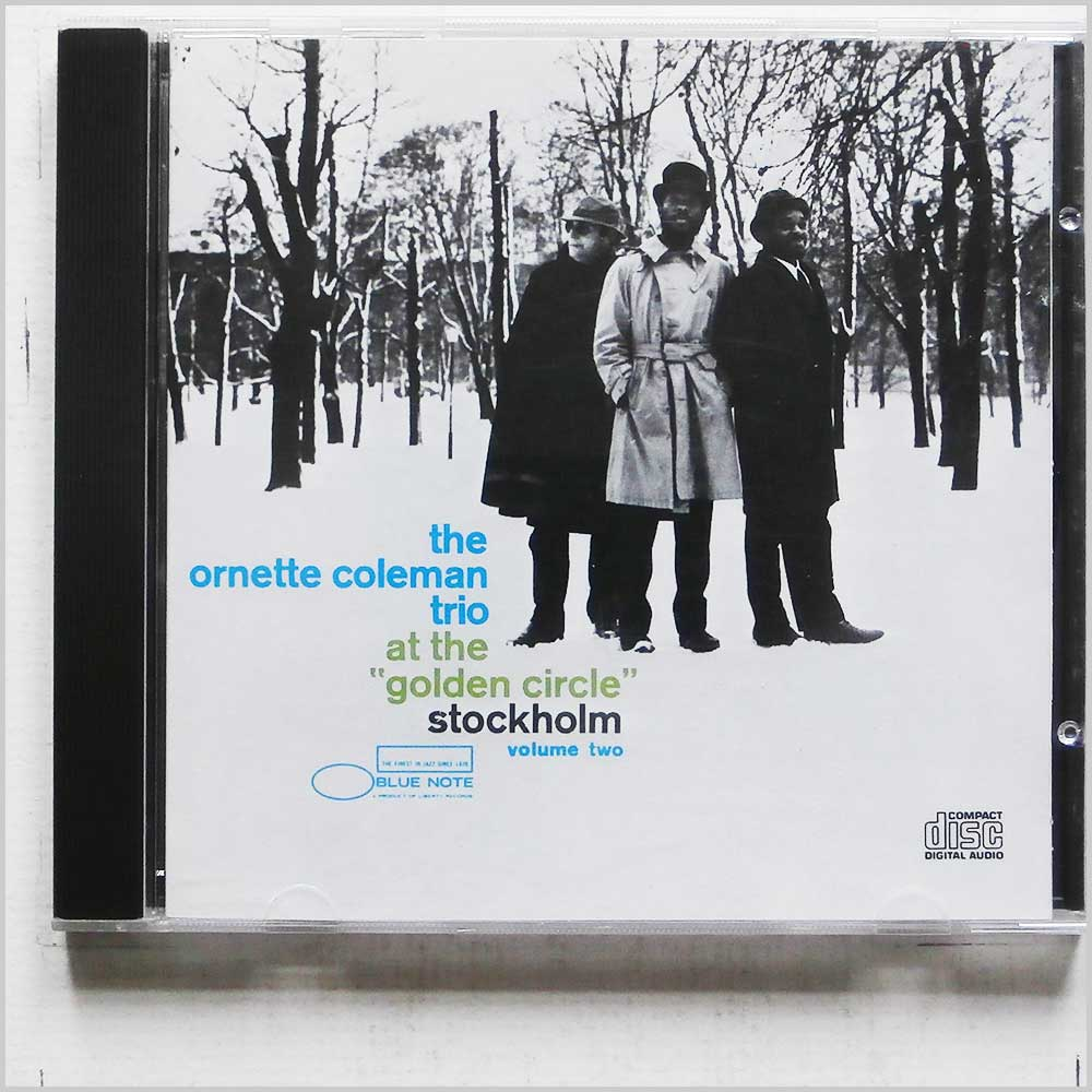 Ornette Coleman  - At the Golden Circle Volume Two (77778422525)
