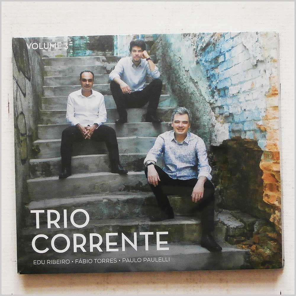 TRIO CORRENTE - Trio Corrente Volume 3 - CD
