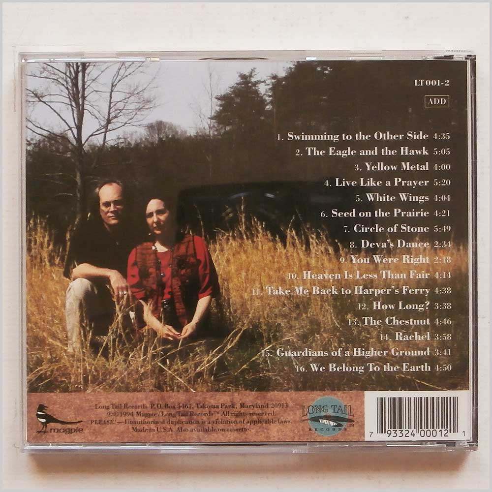 Magpie (Greg Artzner and Terry Leonino) - Seed on the Prairie (793324000121)