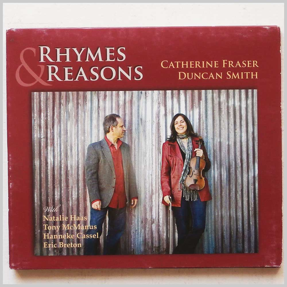 Catherine Fraser, Duncan Smith - Rhymes and Reasons (793573571243)