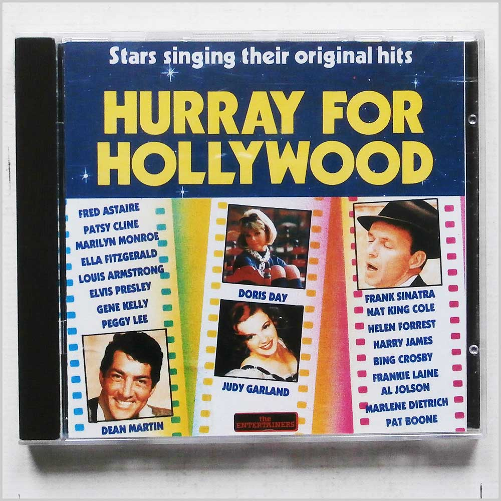 Various - Hurray for Hollywood (8004883002443)