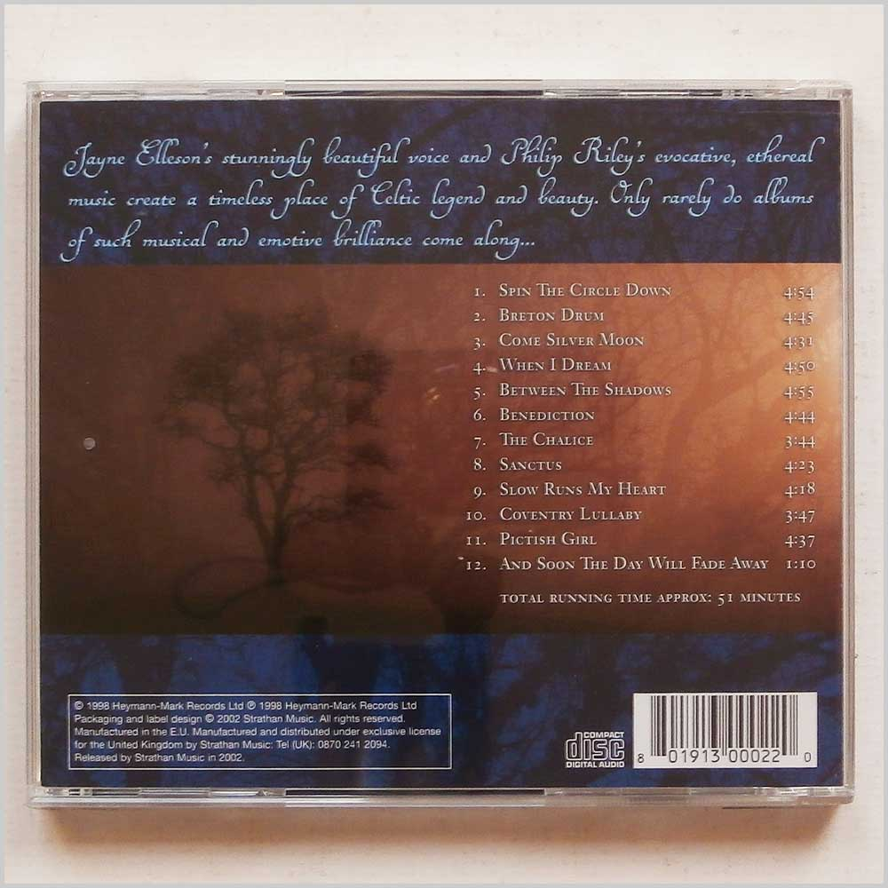 Philip Riley and Jayne Elleson - The Blessing Tree (801913000220)