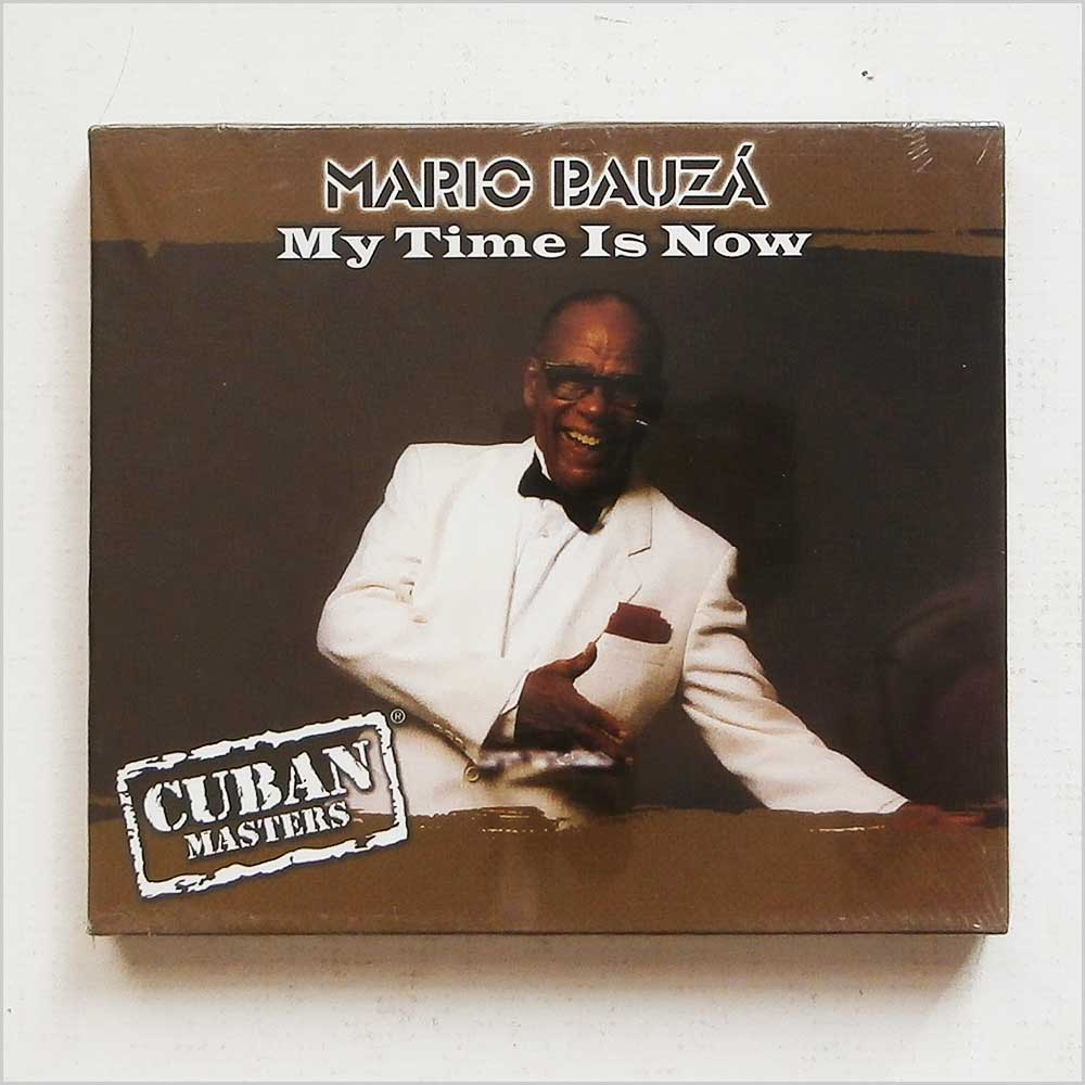 MARIO BAUZA - My Time Is Now - CD