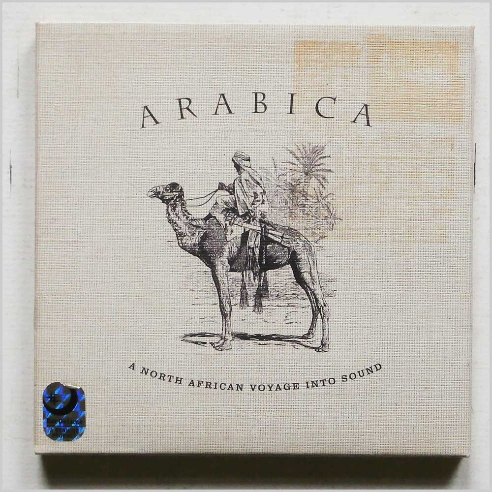 Various - Arabica: A North African Voyage Into Sound (802085270725)