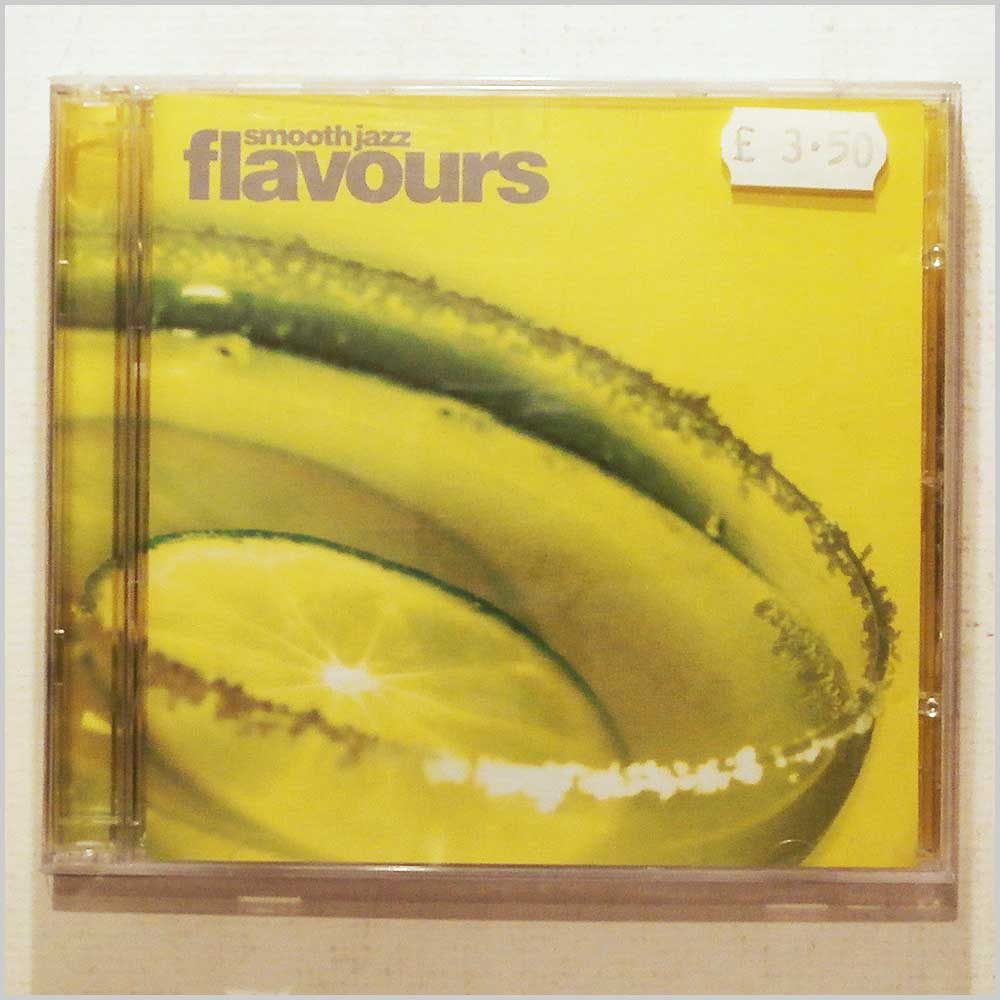 Various - Smooth Jazz Flavours (802085350625)