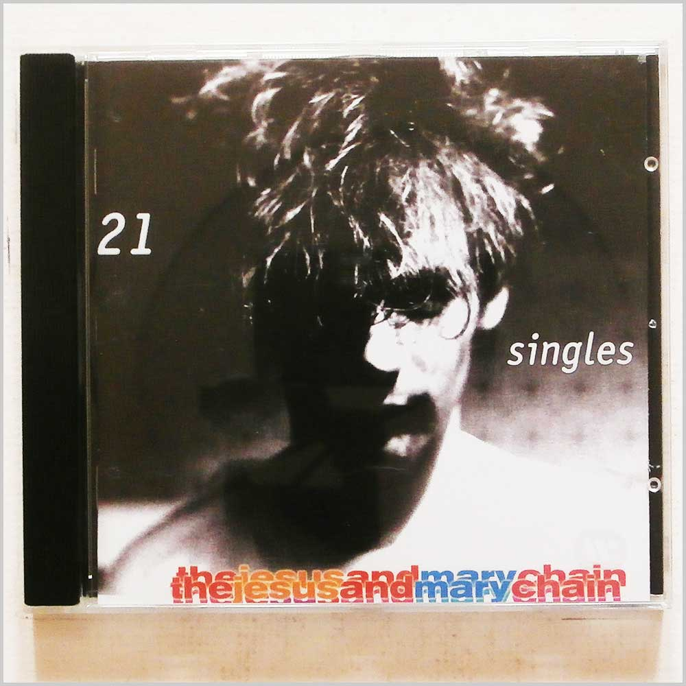 The Jesus and Mary Chain - 21 Singles (809274614124)