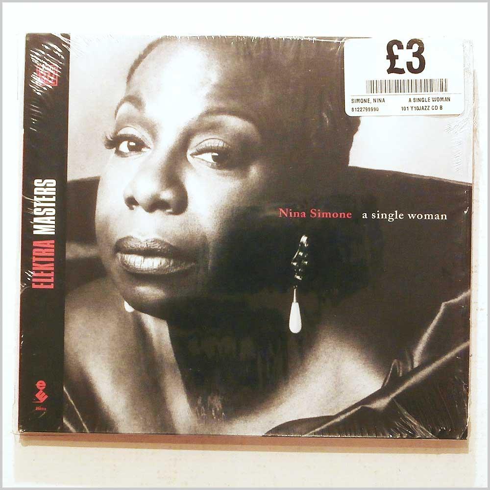 NINA SIMONE - A Single Woman - CD