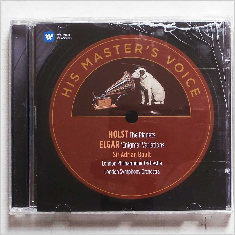 London Philharmonic Orchestra - Holst: The Planets, Elgar: Enigma Variations (825646220809)