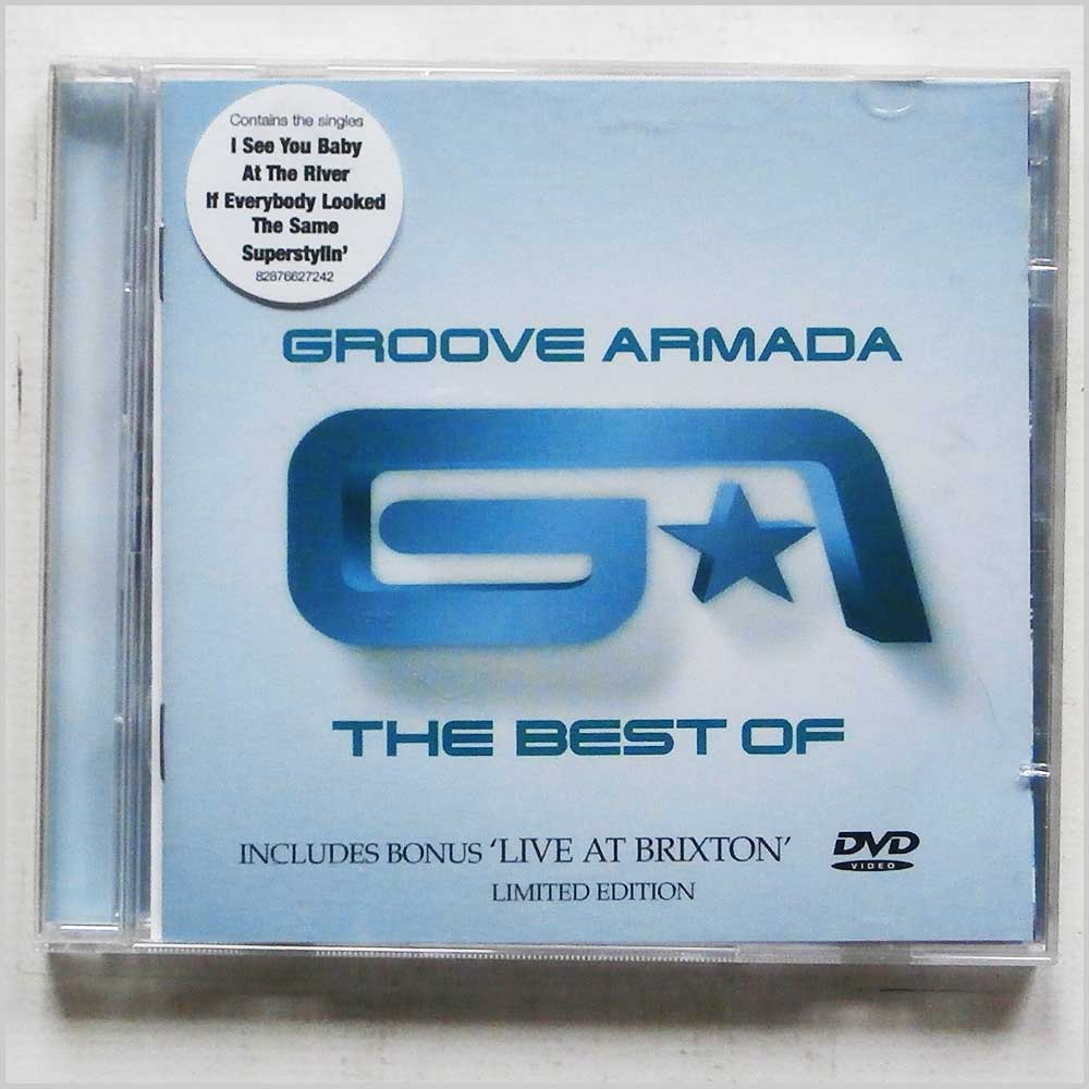 Groove Armada - The Best of Groove Armada (828766272420)