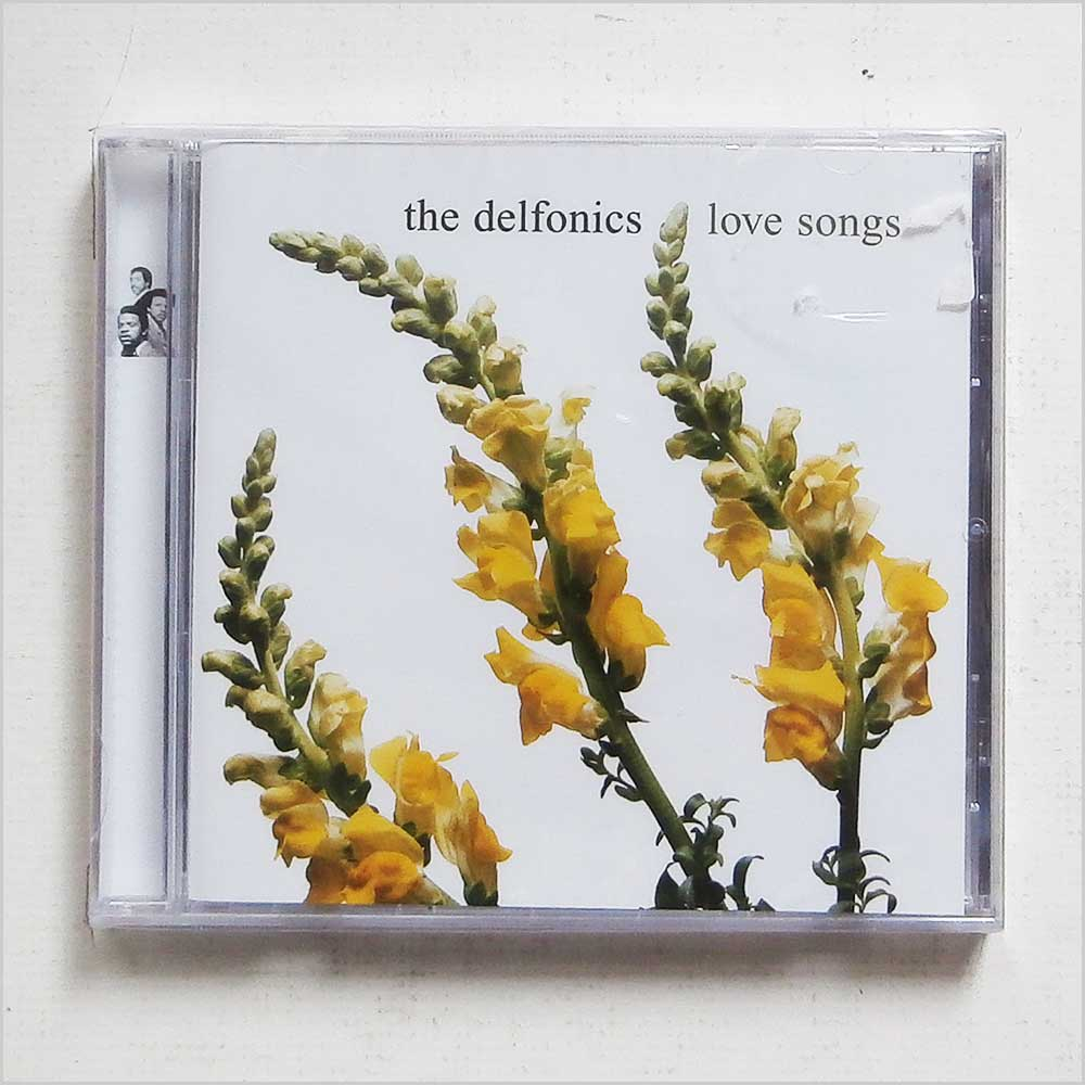 THE DELFONICS - Love Songs - CD
