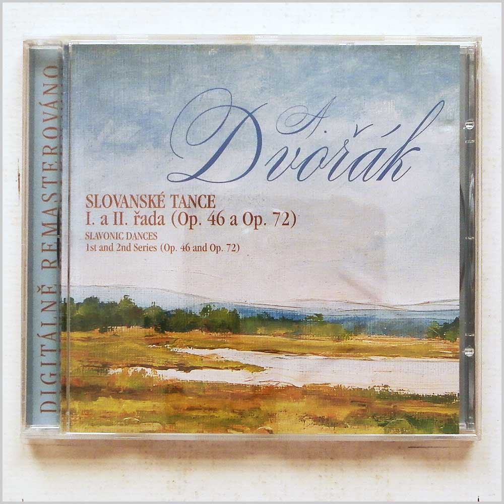 Moscow Symphony Orchestra - Dvorak: Slavonic Dances Opp.46 and 72 (8594046742625)