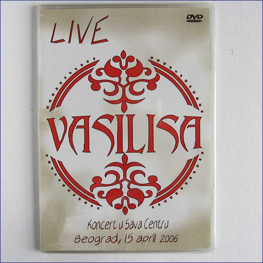 VASILISA - Koncert U Sava Centru, Beograd, Live 15 april 2006 DVD - DVD