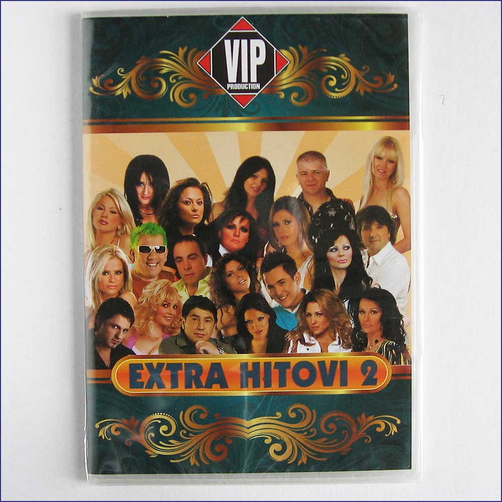 VARIOUS - Extra Hitovi 2 DVD - DVD