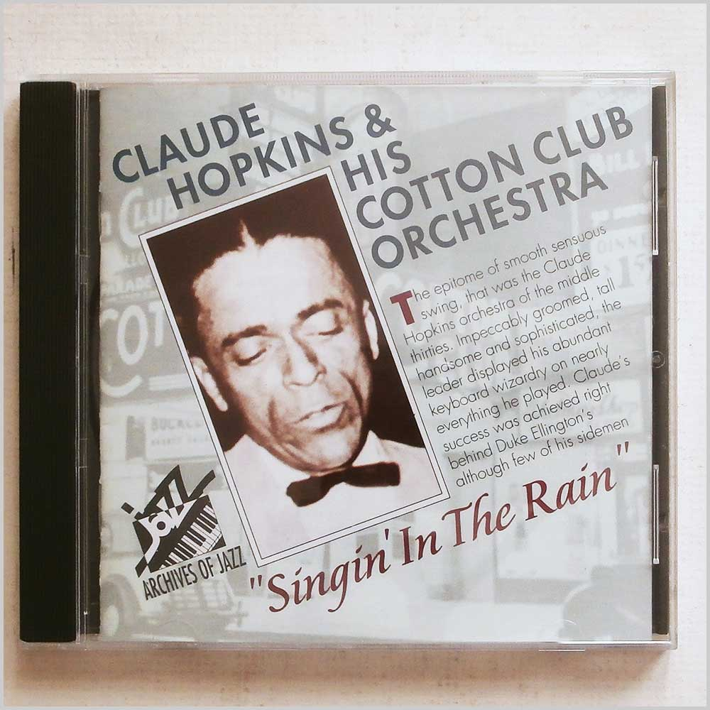 Claude Hopkins and His Orchestra - Singin' in the Rain (8711638012724)
