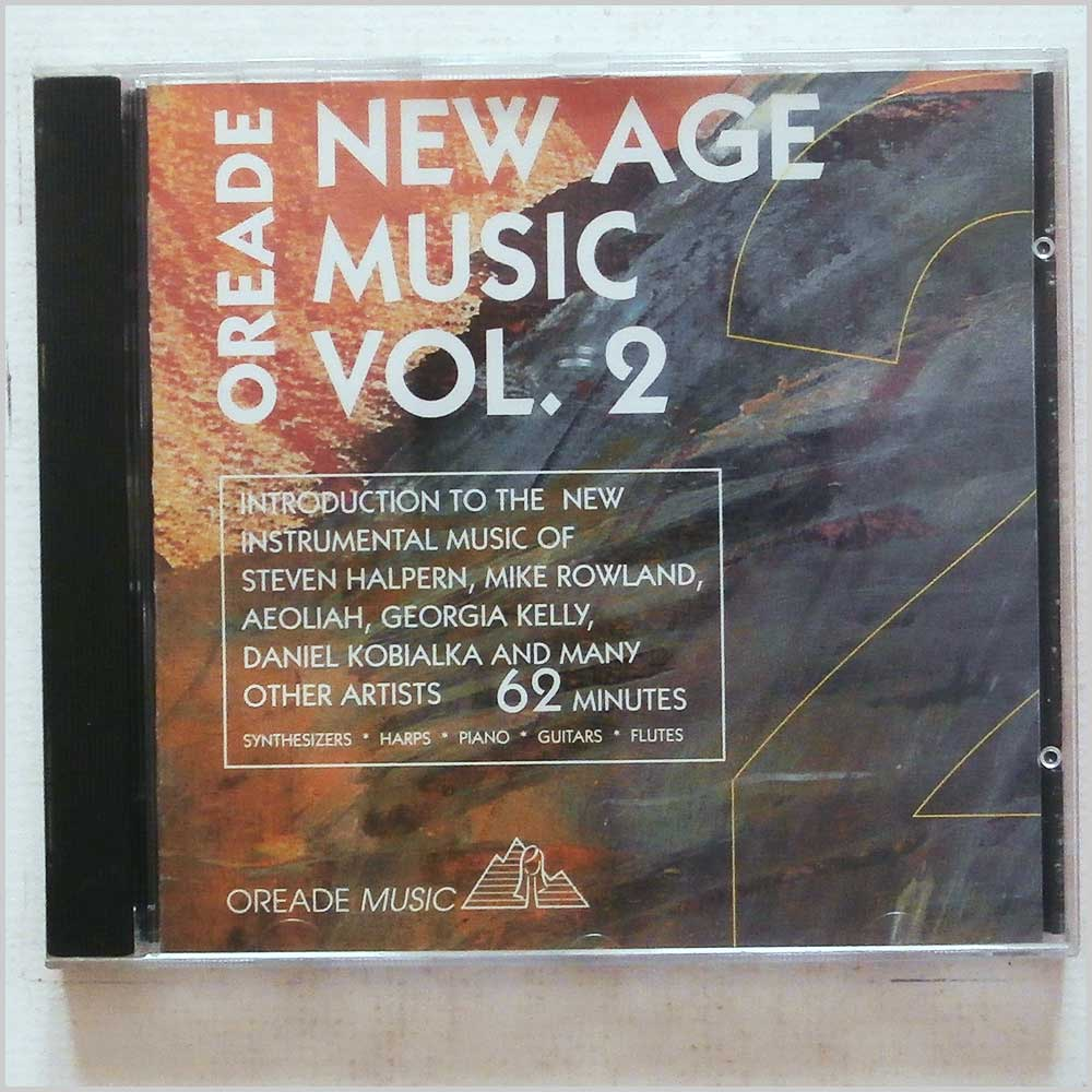 Various - Oreade New Age Music Vol 2 (8711913287458)