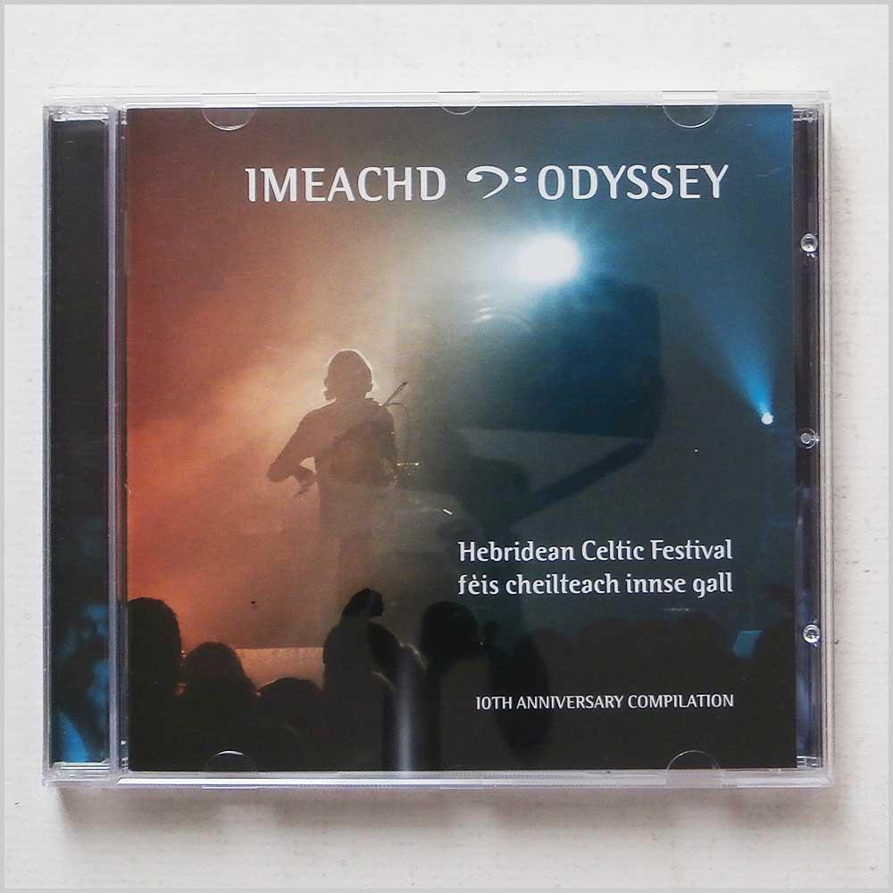 VARIOUS - Imeachd: Odyssey - CD