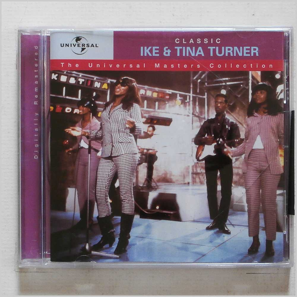 Ike and Tina Turner - Classic Ike and Tina Turner: The Universal Masters Collection (8811216726)