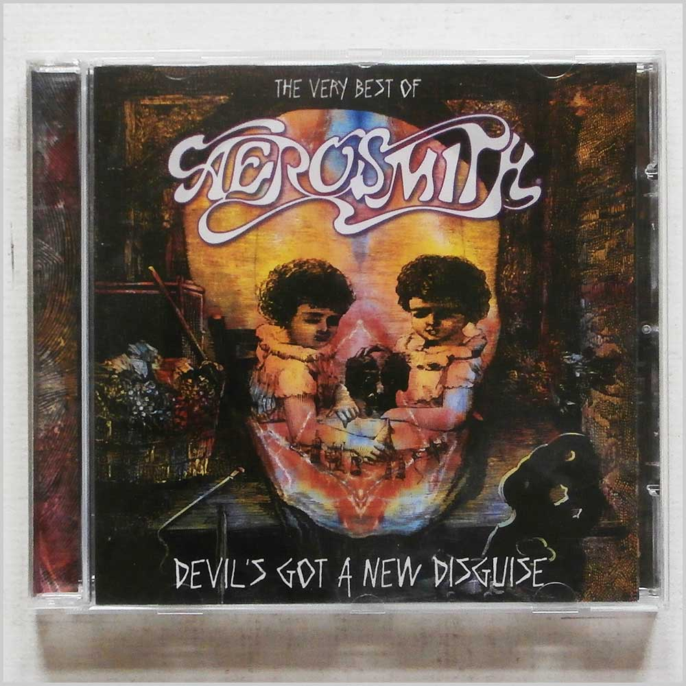 Aerosmith - The Very Best of Aerosmith (886970086929)
