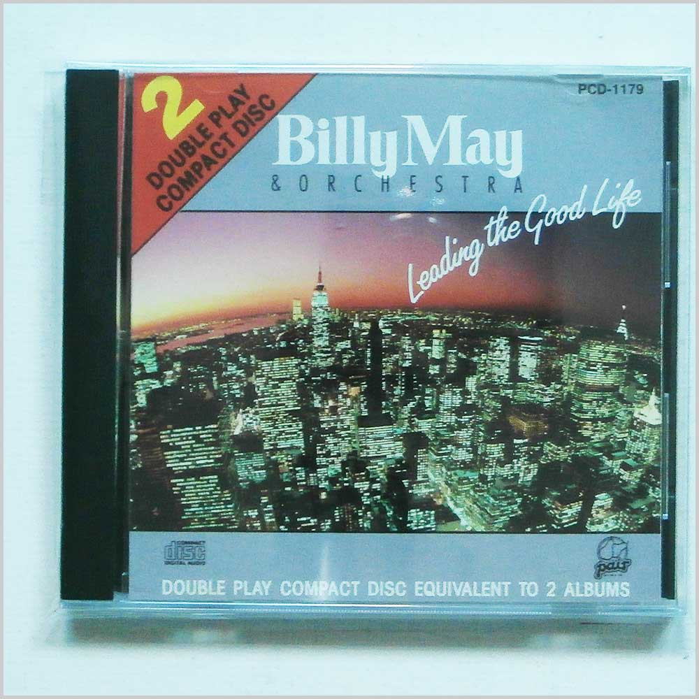 Billy May and his Orchestra - Leading the Good Life (88826117928)