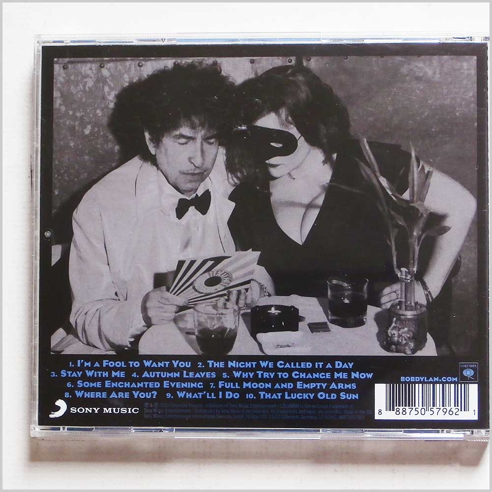 Bob Dylan - Shadows In The Night (888750579621)