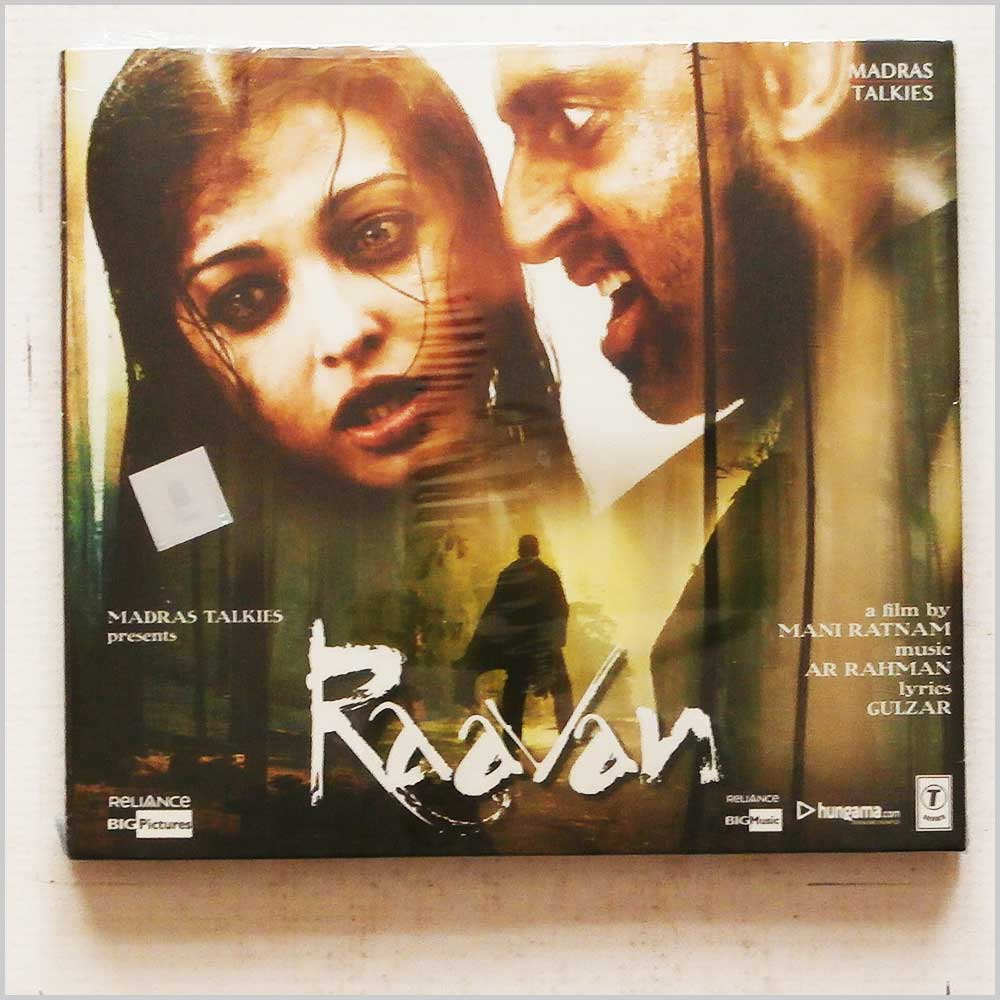 RAI, AISHWARYA AND BACHCHAN, ABHISHEK - Raavan - CD