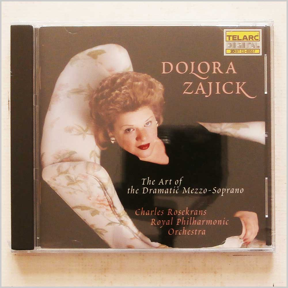 Dolora Zajick - The Art of the Dramatic Mezzo-Soprano (89408055720)