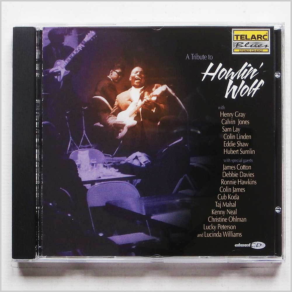 Various - A Tribute To Howlin' Wolf (89408342721)