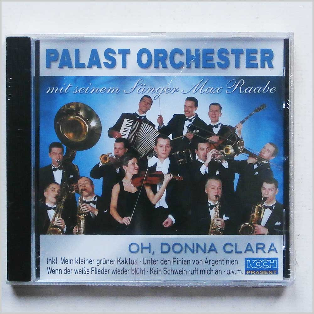 palast orchester cd