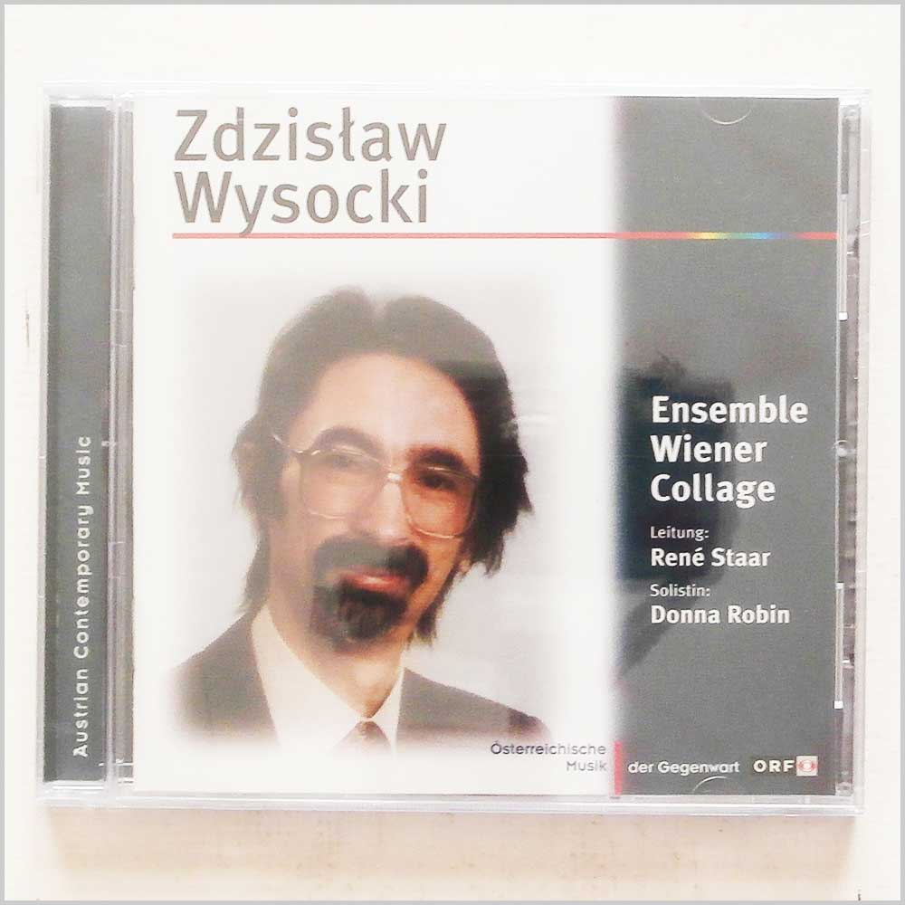 Ensemble Wiener Collage - Zdzislaw Wysocki: Quartetto Op 46, De Finibus Temporum, Trio Op 51, Quasi Divertimento Op 49 (9005783000019)