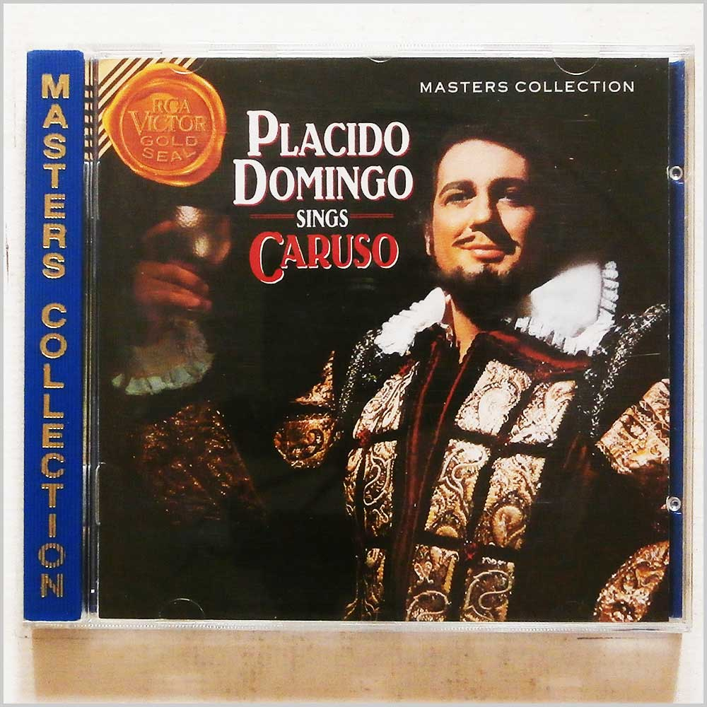 Placido Domingo - Placido Domingo Sings Caruso (90266135622)