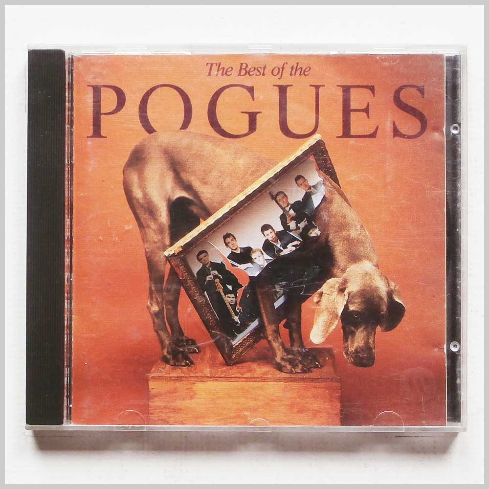 The Pogues - The Best Of The Pogues (90317540528)