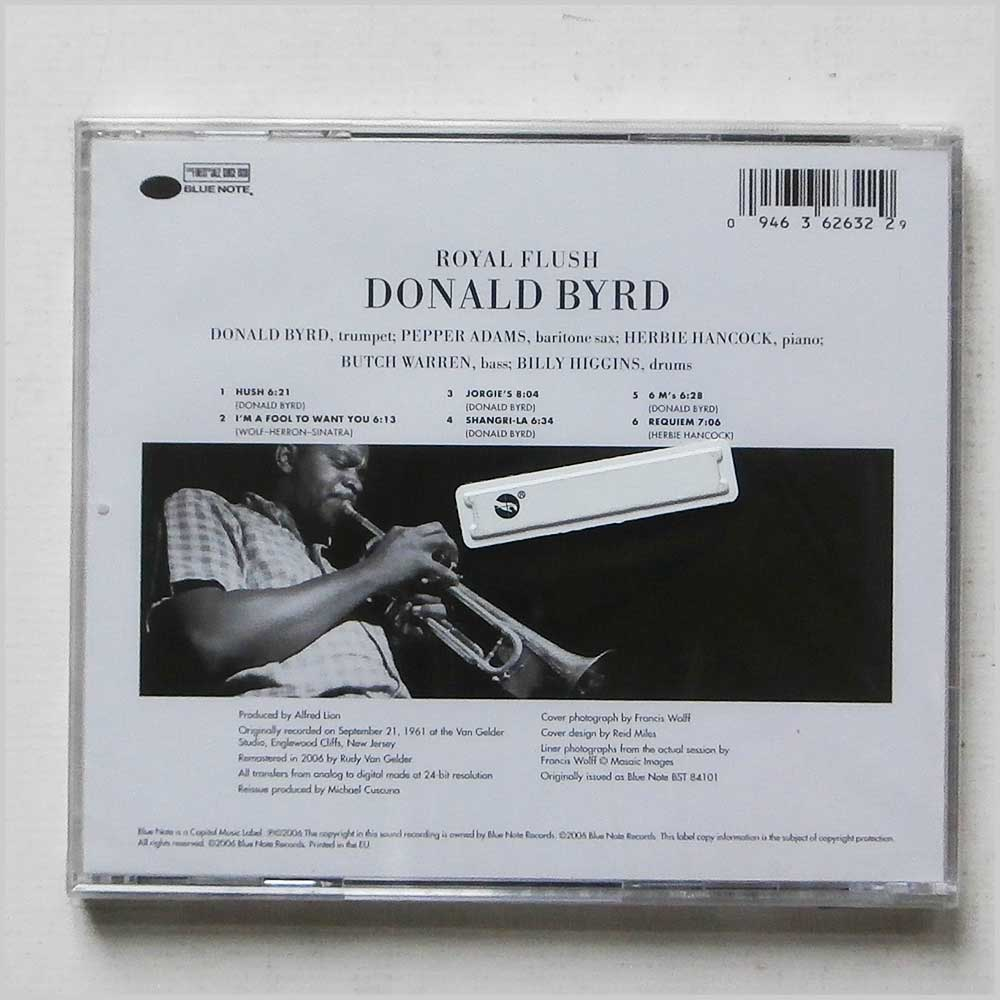 Donald Byrd - Royal Flush (94636263229)