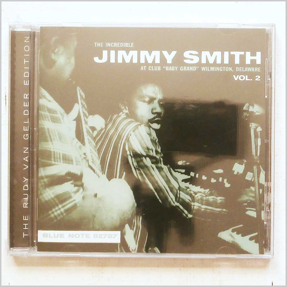 Jimmy Smith - Live At Club Baby Grand Vol. 2 (Rudy Van Gelder Edition) (94639278725)