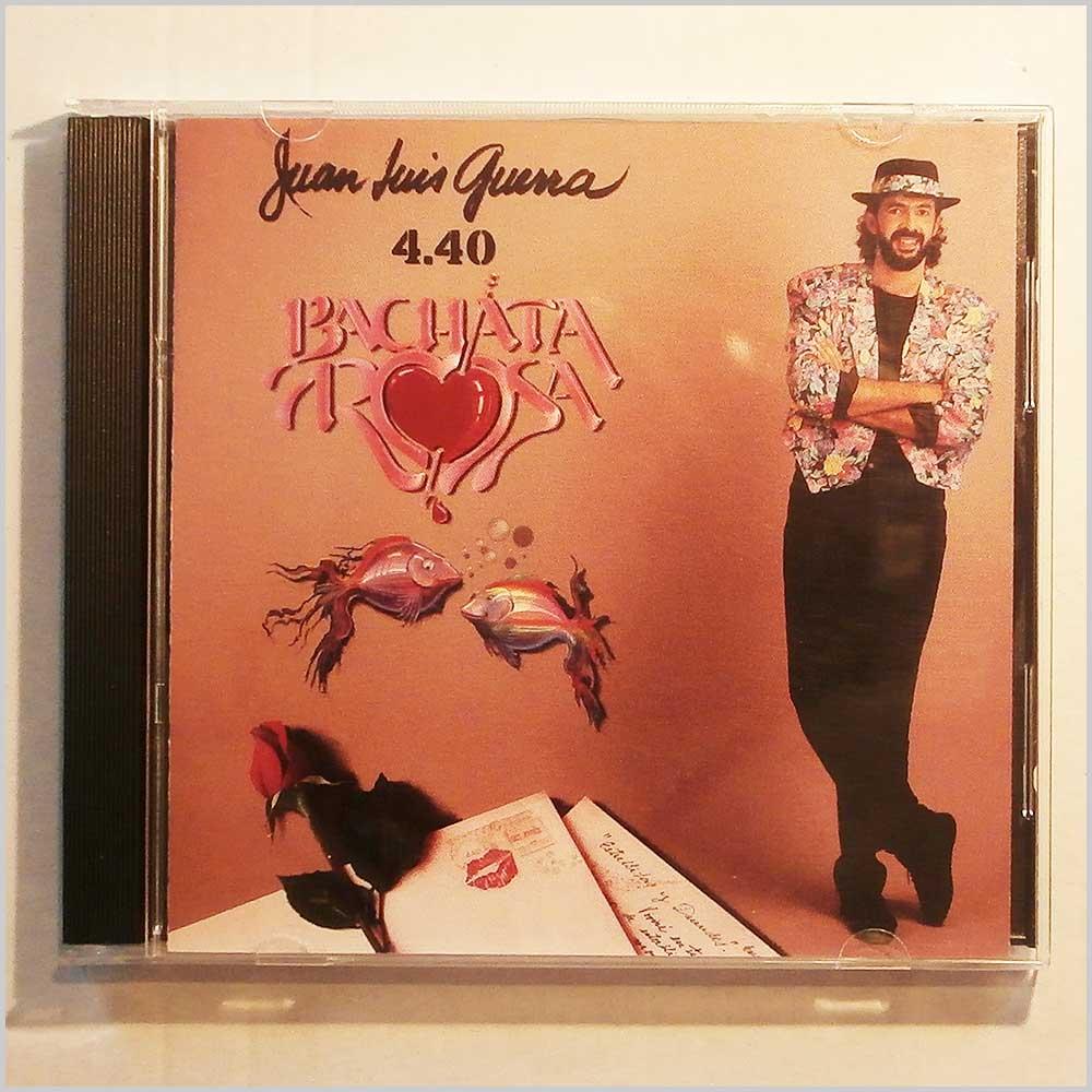 Bachata rosa 4.40 by Juan Juis Guerra, CD with ...