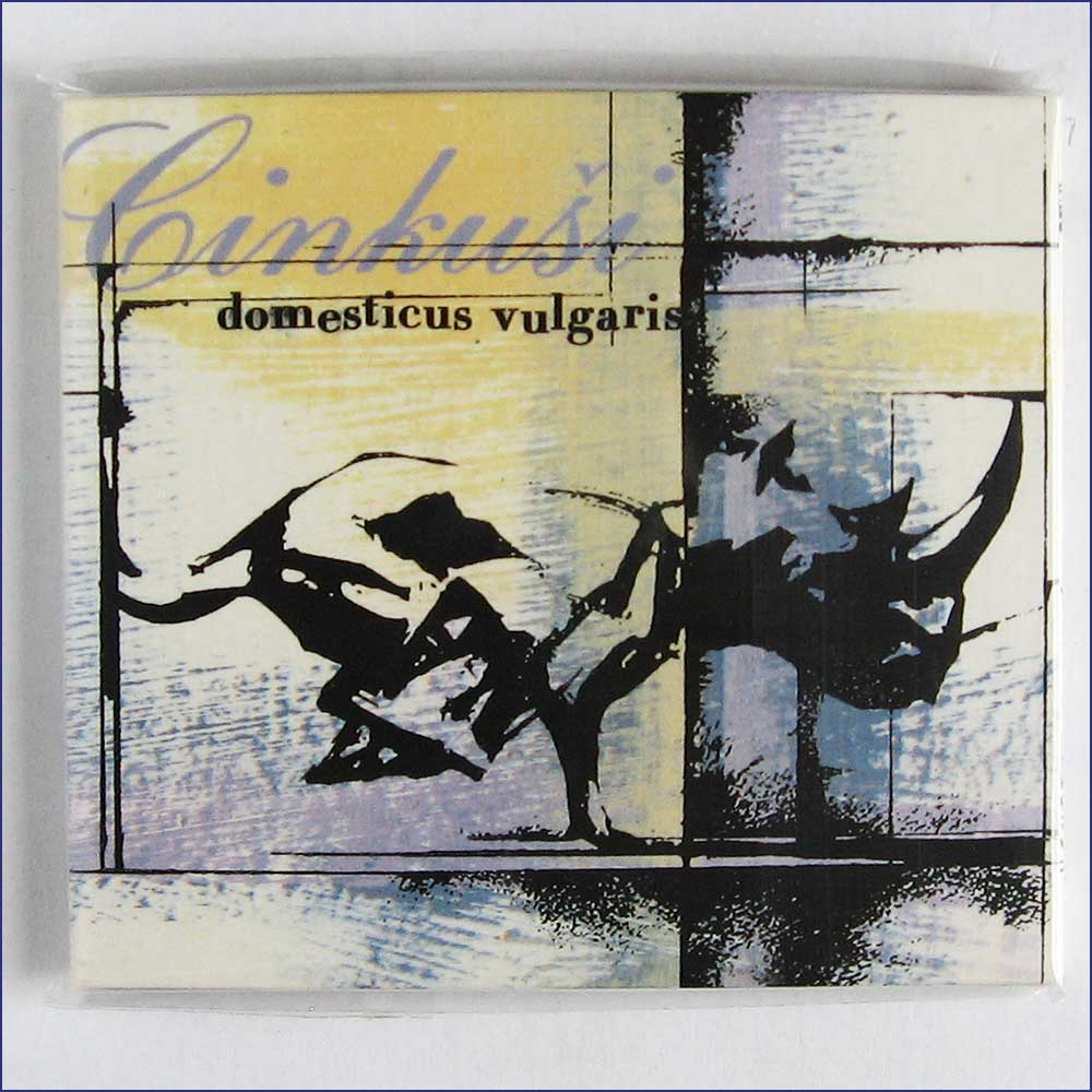 CINKUSI - Domesticus Vulgaris - CD