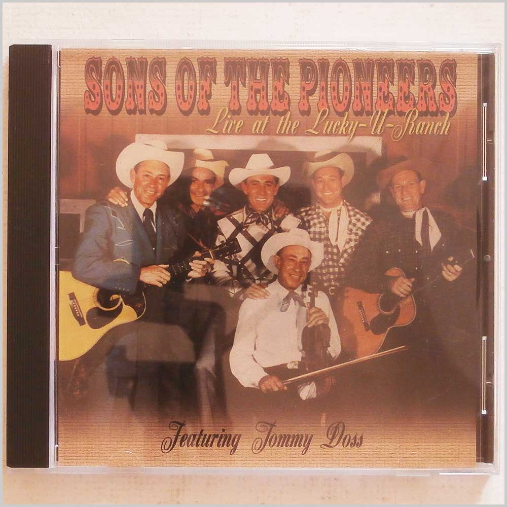 Sons of the Pioneers - Sons of the Pioneers Live at the Lucky-U-Ranch (BCG-1004)