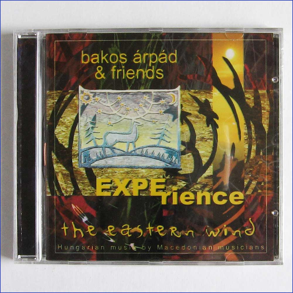 EXPERIENCE THE EASTERN WIND - Experience The Eastern Wind - CD