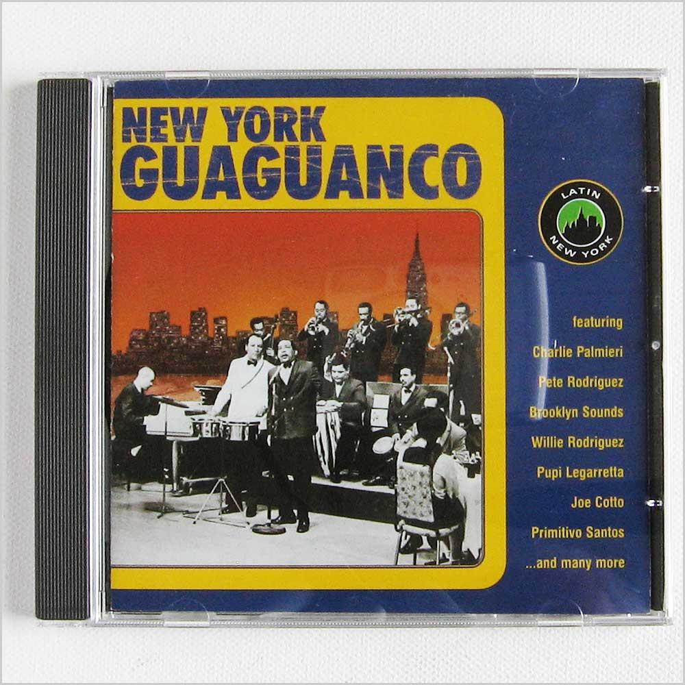 VARIOUS - New York Guaguanco - CD