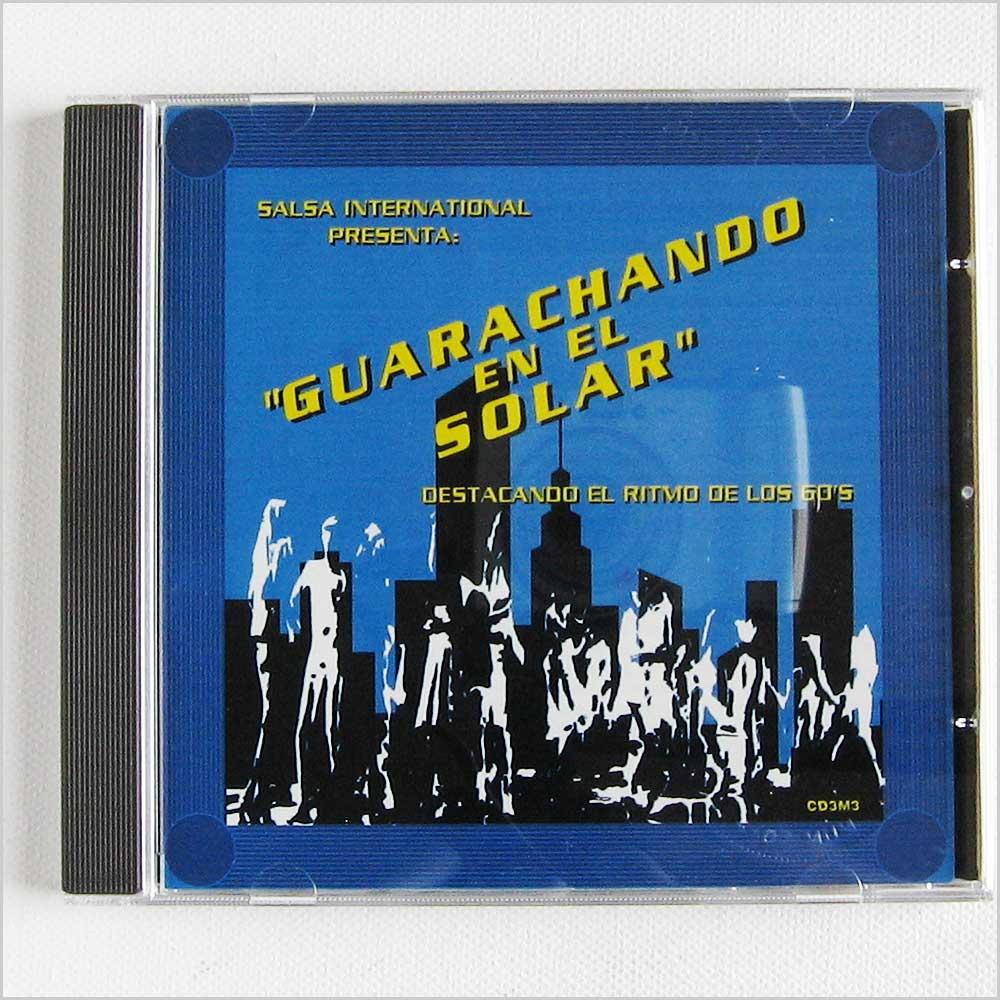 VARIOUS - Guarachando En El Solar - CD