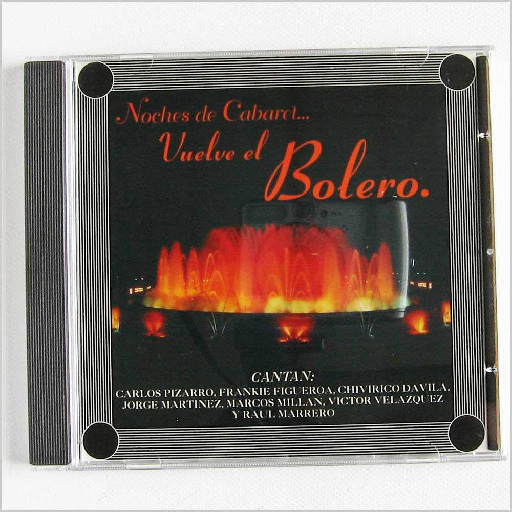 VARIOUS - Vuelve el Bolero - CD