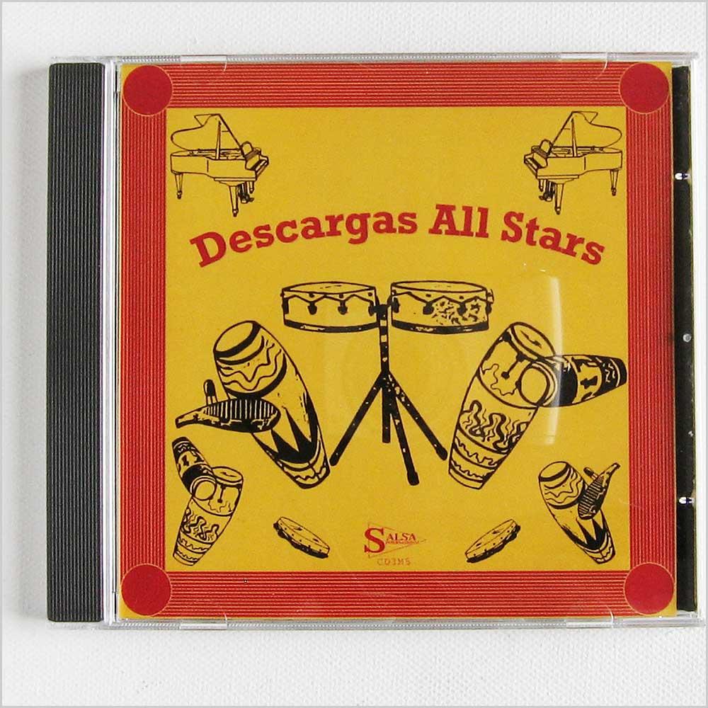 DESCARGA ALL STARS - Descarga All Stars - CD