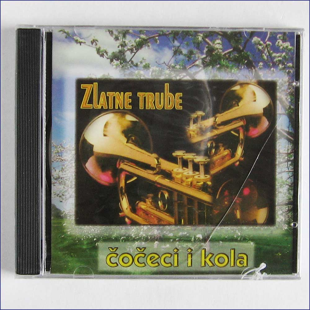 VARIOUS ARTISTS - Zlatne Trube - CD