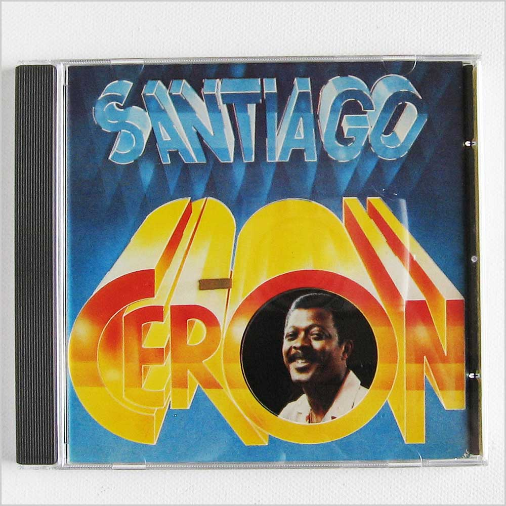SANTIAGO CERON - Bueno De Vicio - CD